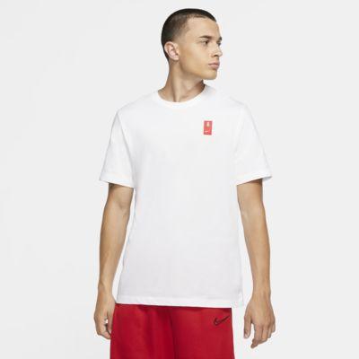 Męski T-shirt do koszykówki Nike Dri-FIT Kyrie Logo