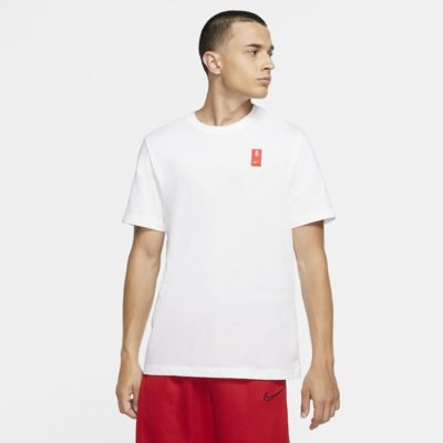 Tee-shirt de basketball Nike Dri-FIT Kyrie Logo pour Homme