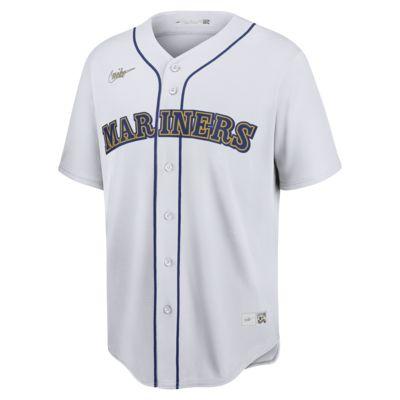 MLB Seattle Mariners (Ken Griffey) Men's Cooperstown Baseball Jersey