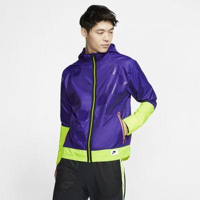 Nike Shield Herren-Laufjacke