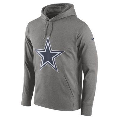 Nike Circuit Logo Essential (NFL Cowboys) Men's Pullover Hoodie