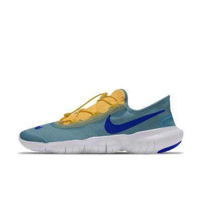 Calzado de running para mujer personalizado Nike Free RN 5.0 By You