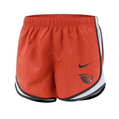 Nike College Dri-FIT Tempo (Oregon State) Women's Running Shorts