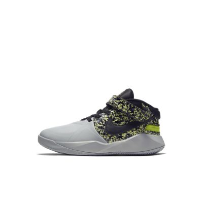 Nike Hustle D 9 FlyEase Little Kids' Shoe