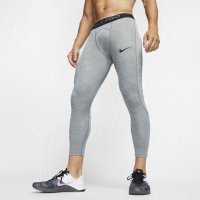 Pánské tříčtvrteční legíny Nike Pro