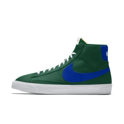 Nike Blazer Mid By You Custom Men's Shoe