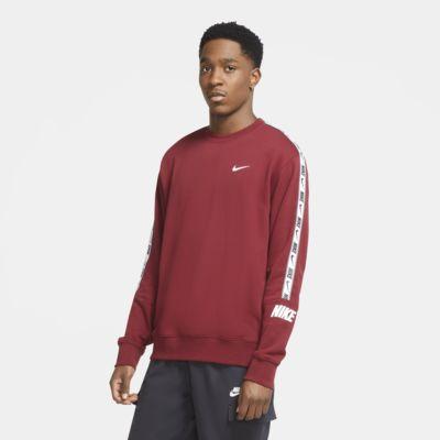 Maglia a girocollo in French Terry Nike Sportswear - Uomo