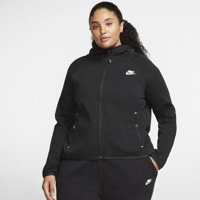 Nike Sportswear Tech Fleece cape til dame (Plus Size)