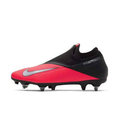 Nike Phantom Vision 2 Academy Dynamic Fit SG-PRO Anti-Clog Traction Voetbalschoen (zachte ondergrond)