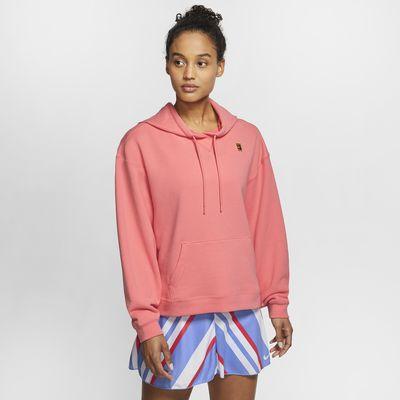 Женская теннисная худи NikeCourt