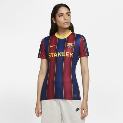 Maillot de football FC Barcelona Women 2020/21 Stadium Domicile pour Femme