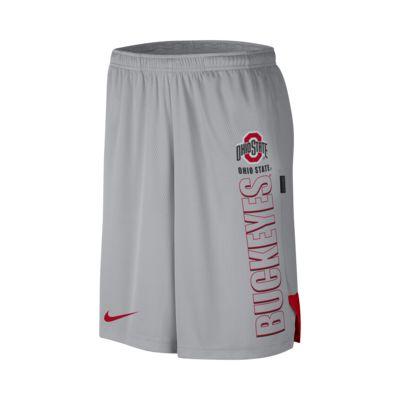 Nike College Dri-FIT (Ohio State) Men's Shorts