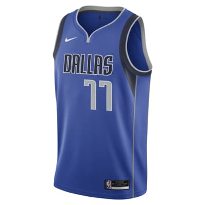 Camiseta Nike NBA Swingman Luka Doncic Mavericks Icon Edition 2020
