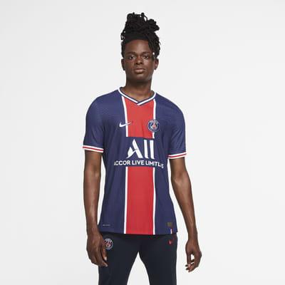 Męska koszulka piłkarska Paris Saint-Germain Vapor Match 2020/21 (wersja domowa)