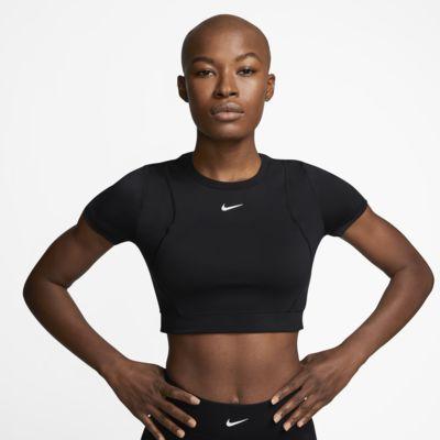 Top Nike Pro AeroAdapt para mulher