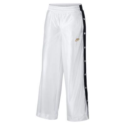 Nike Sportswear 女子按扣长裤