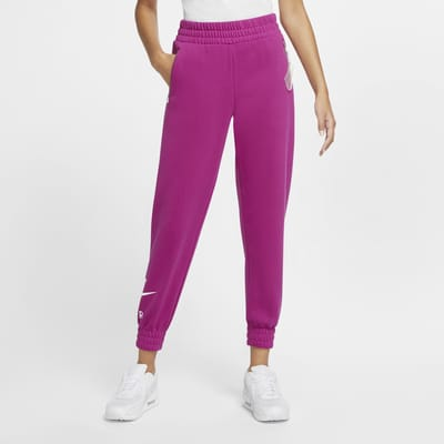Nike Sportswear fleecebukse i 7/8 lengde til dame
