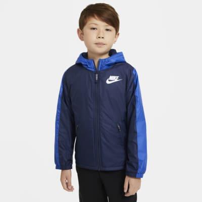 Bunda Nike Sportswear s flísovou podšívkou pro větší děti