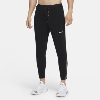 กางเกงวิ่งขายาวผู้ชายแบบทอ Nike Phenom Elite