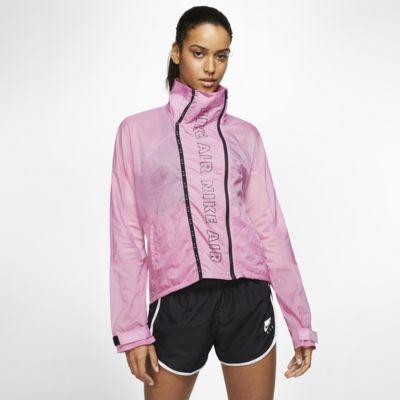 Nike Air hosszú cipzáras női futódzseki