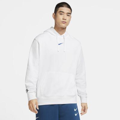 Nike Sportswear Hoodie van sweatstof voor heren