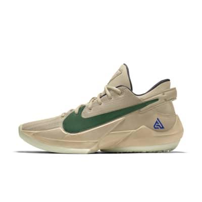 Specialdesignad basketsko Zoom Freak 2 Nike By You
