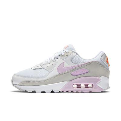 air max 90 donna grigie e rosa