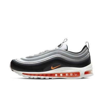 nike air max 97 noir orange