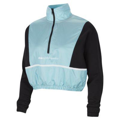 Nike Sportswear Damen-Oberteil mit Viertelreißverschluss