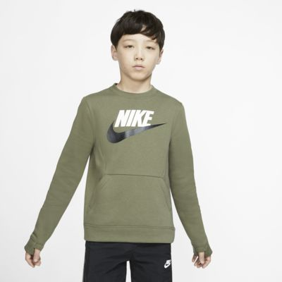 Nike Sportswear Club Fleece Older Kids' Crew