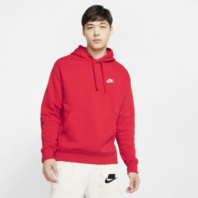 Μπλούζα με κουκούλα Nike Sportswear Club Fleece