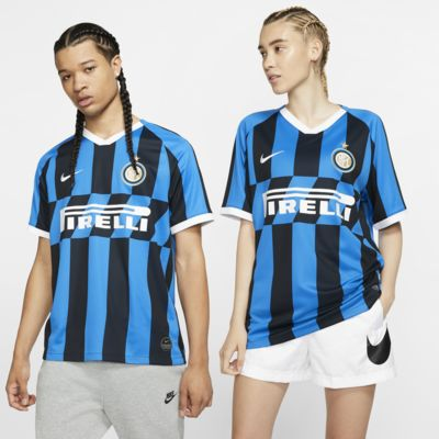 Inter Milan 2019/20 Stadium Thuis Voetbalshirt voor heren