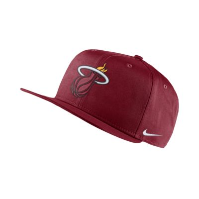 Miami Heat Nike Pro NBA Cap
