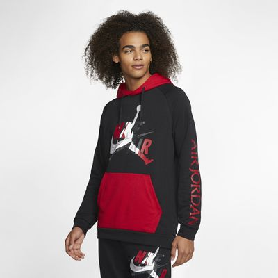 Jordan Jumpman Classics Men's Lightweight Fleece Sweatshirt