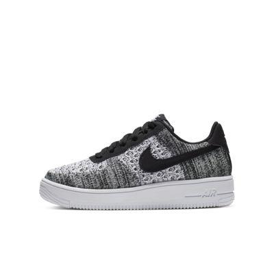 Chaussure Nike Air Force 1 Flyknit 2.0 pour Jeune enfant/Enfant