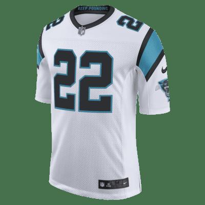 NFL Carolina Panthers Vapor Untouchable (Christian McCaffrey) Men's Limited Football Jersey