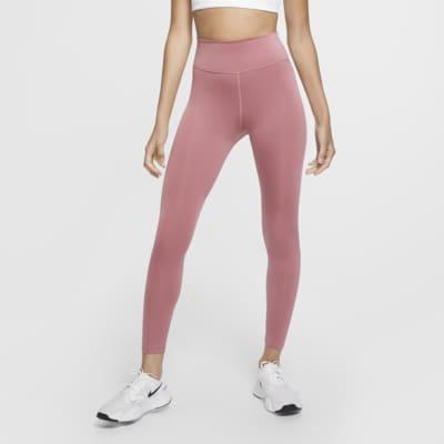Tights con grafica a 7/8 Nike One - Donna