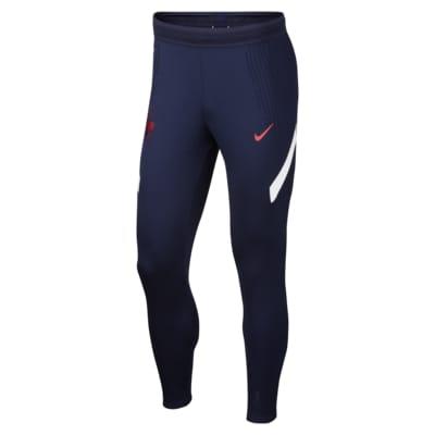 Męskie spodnie piłkarskie Nike VaporKnit FFF Strike