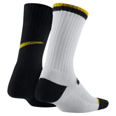 Nike Mitjons alts amb amortiment (2 parells) - Nen/a petit/a