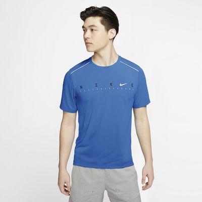 Nike Dri-FIT Miler Future Fast Camiseta - Hombre