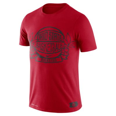 Nike College Dri-FIT (Ohio State) Men's T-Shirt