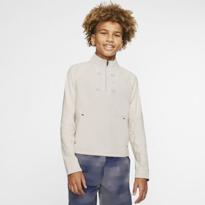Nike Tech Pack Big Kids' (Boys') Long-Sleeve Training Top