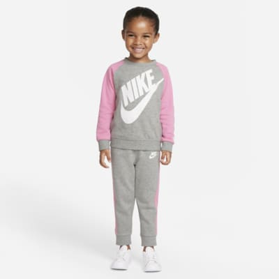 Nike Toddler Crew and Trousers Set