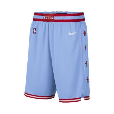 Bulls City Edition Nike NBA Swingman Shorts