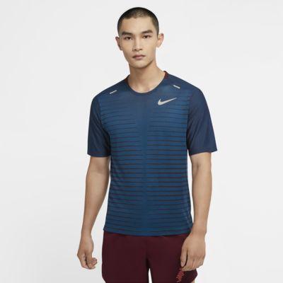 Pánské běžecké tričko Nike TechKnit Future Fast