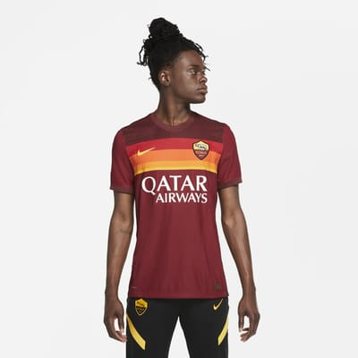 Pánský domácí fotbalový dres AS Řím 2020/21 Vapor Match