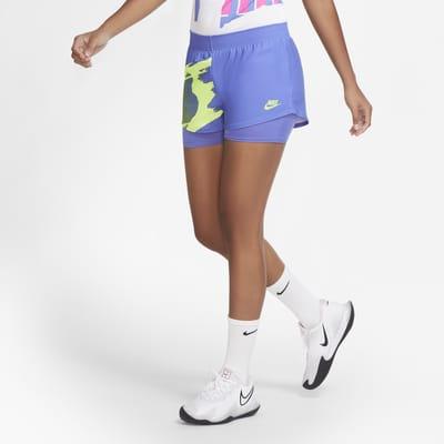 Женские теннисные шорты NikeCourt Slam