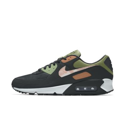 Chaussure lifestyle personnalisable Nike Air Max 90 Unlocked By You pour Homme