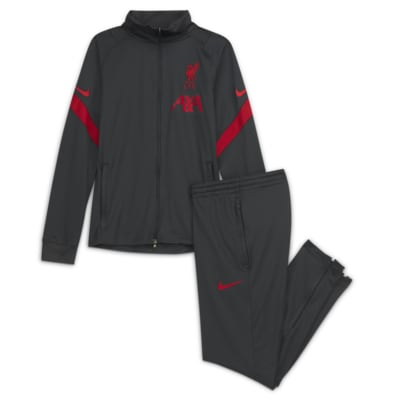 Liverpool F.C. Strike Older Kids' Knit Football Tracksuit
