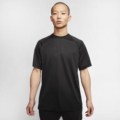 Nike Sportswear Tech Pack Men's Short-Sleeve Knit Top